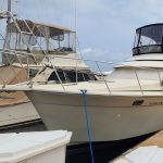 1990 Tollycraft 34 Sport Sedan - Anchors Aweigh Boat Sales - Used Boats For Sale In Minnesota - Wisconsin (2)