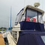 1990 Tollycraft 34 Sport Sedan - Anchors Aweigh Boat Sales - Used Boats For Sale In Minnesota - Wisconsin (4)