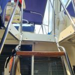 1990 Tollycraft 34 Sport Sedan - Anchors Aweigh Boat Sales - Used Boats For Sale In Minnesota - Wisconsin (8)